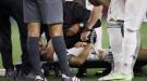 Ирвинг Лосано получил тяжелую травму головы в матче Мексика - Тринидад и Тобаго