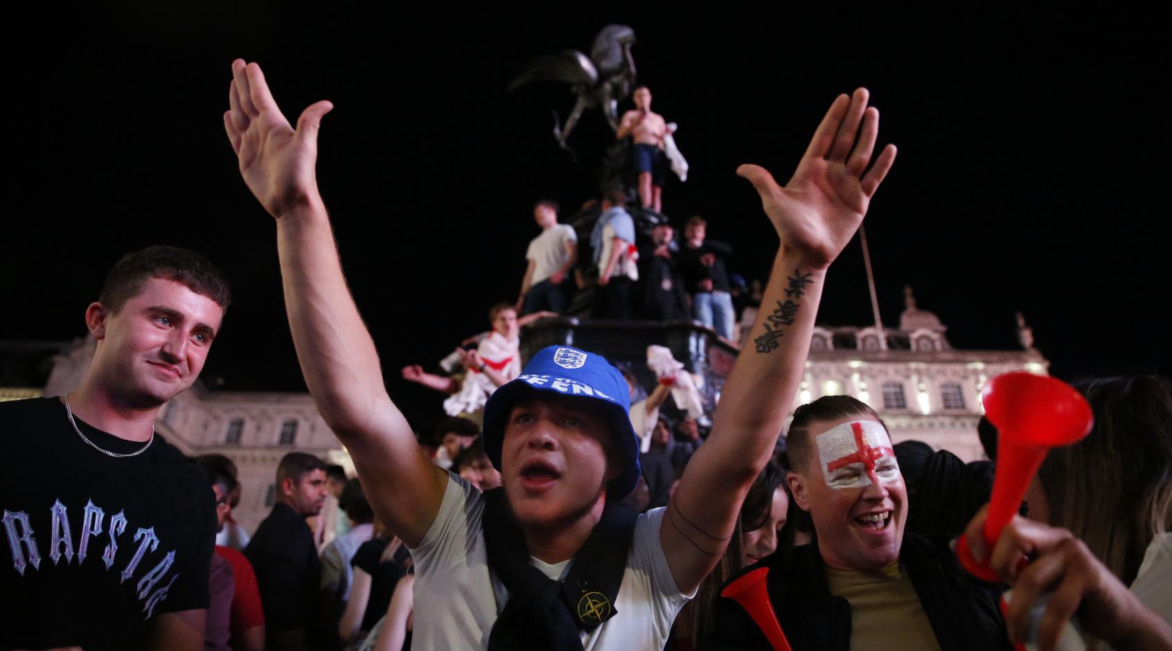 УЕФА намерен серьезно наказать сборную Англии
