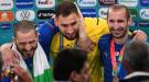 Доннарумма набил тату в честь победы на Евро-2020