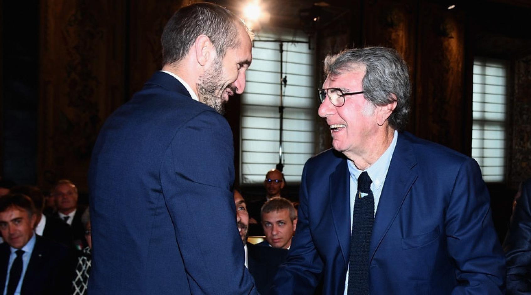 """Дино Дзофф: """"У Италии сейчас великолепная сборная, но это только начало"""""""