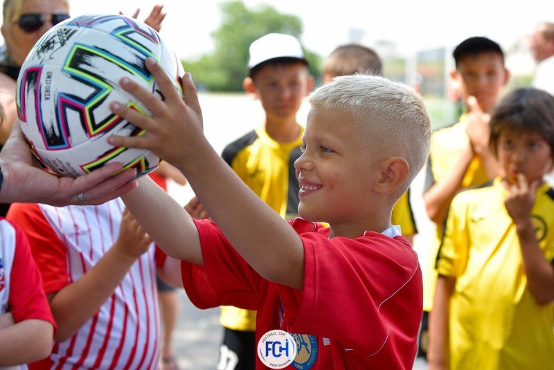 Football Cup Hrechukhin-2021: замечательный и такой нужный детский фестиваль - изображение 5