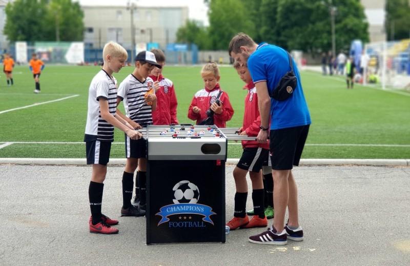 Football Cup Hrechukhin-2021: замечательный и такой нужный детский фестиваль - изображение 2