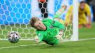 Пикфорд использовал шпаргалку в серии пенальти финала Евро с Италией