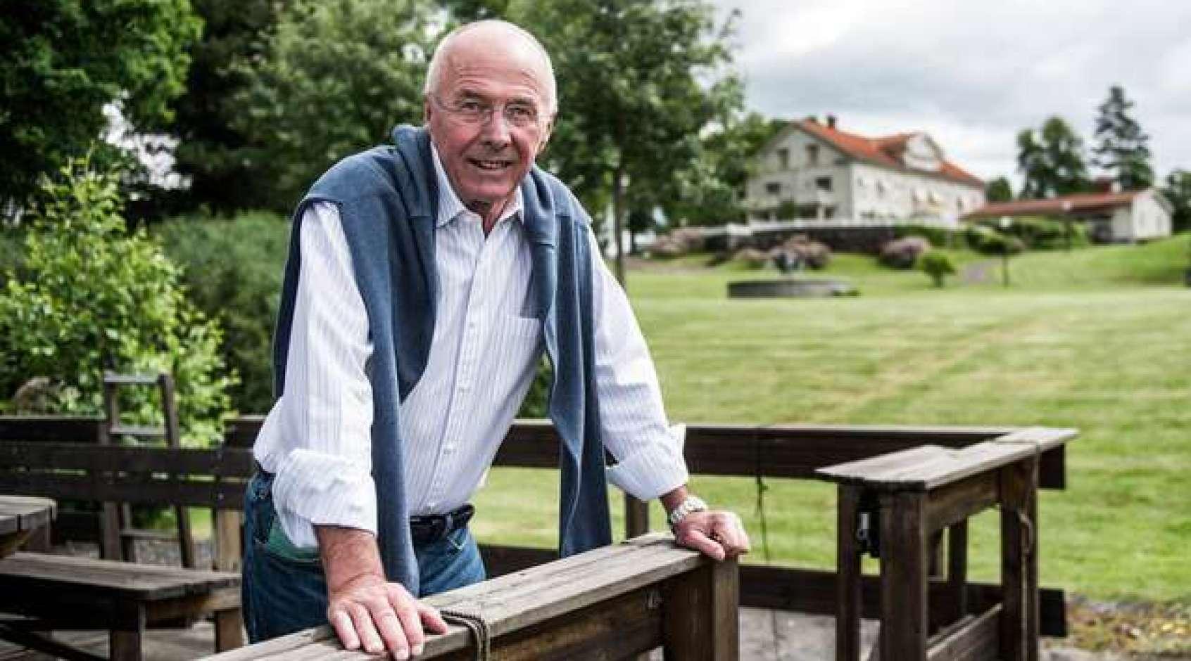 """Свен-Йоран Эрикссон: """"Ко мне пришли из Скотленд-Ярда и объяснили, что мой телефон прослушивается"""""""