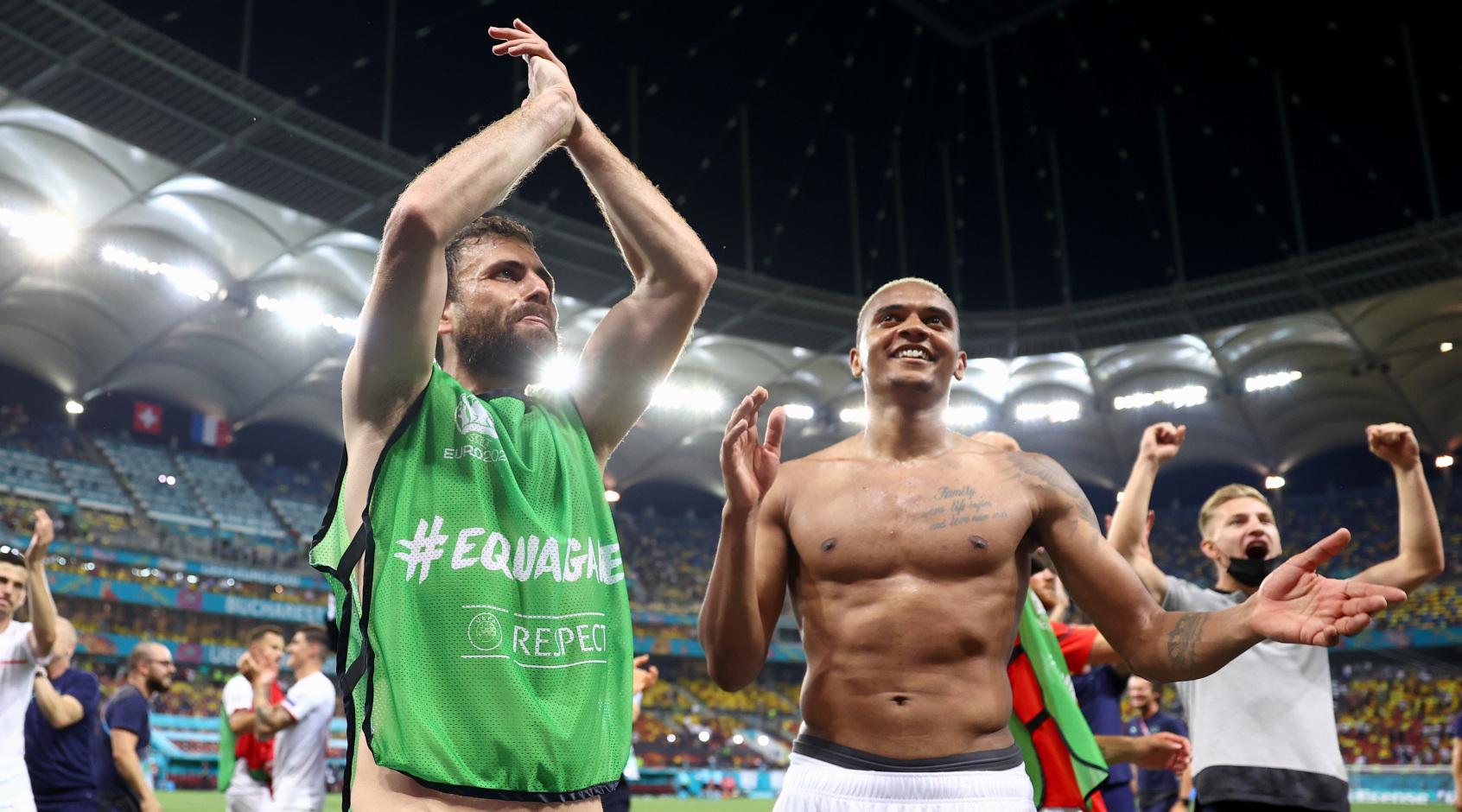 Адмир Мехмеди объявил о завершении карьеры в сборной Швейцарии