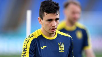 Николай Шапаренко забил дебютный гол за сборную Украины в матче с Францией (Видео)