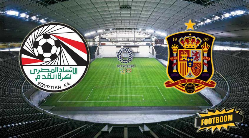 Египет (U-23) - Испания (U-23): ставка на голы