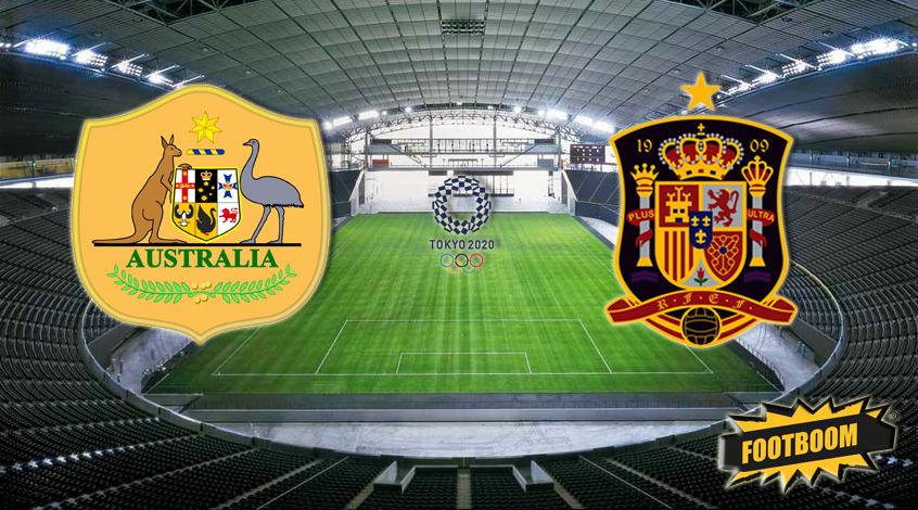 Австралия (U-23) - Испания (U-23). Анонс и прогноз матча
