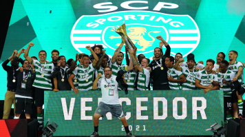 """Суперкубок Португалии выиграл лиссабонский """"Спортинг"""""""