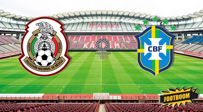 Мексика (U-23) – Бразилия (U-23). Анонс и прогноз матча