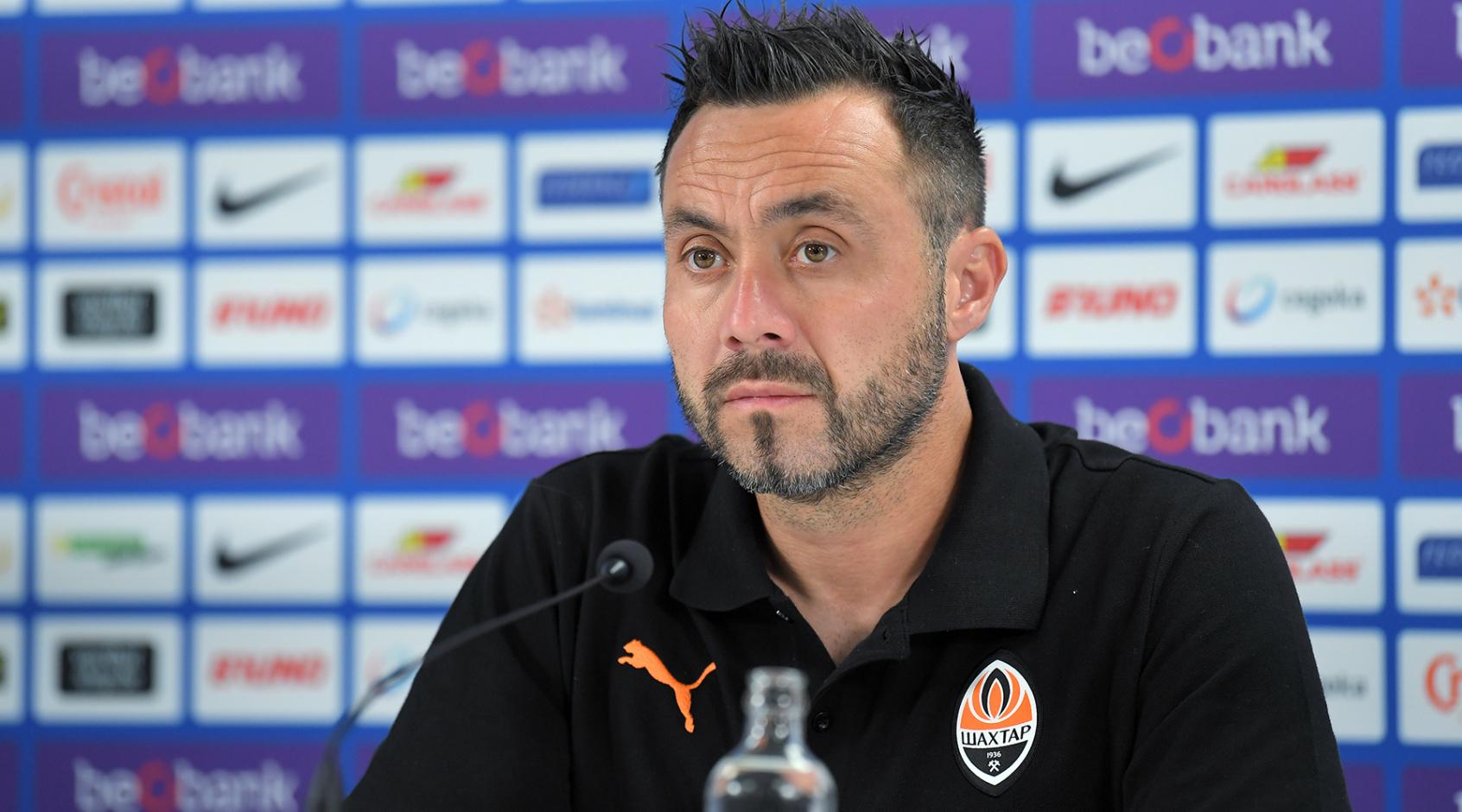 """Роберто Де Дзерби: """"Считаю, что """"Генк"""" будет действовать более открыто, чем клубы чемпионата Украины"""""""
