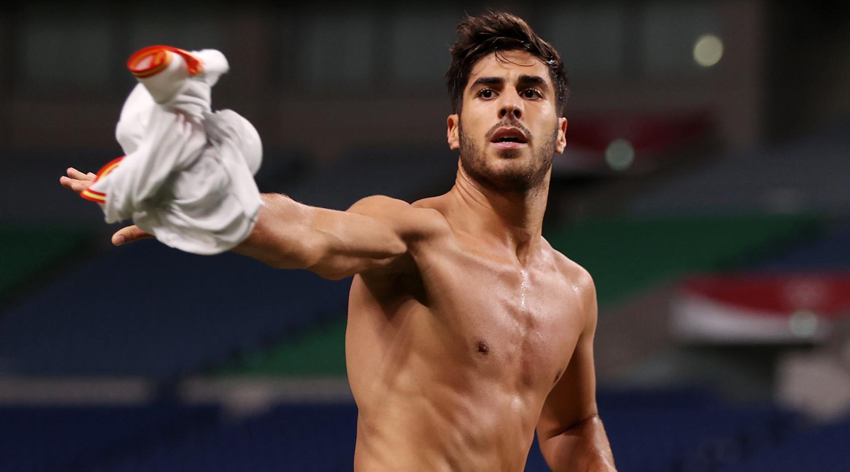 Сборная Испании - второй финалист Олимпиады