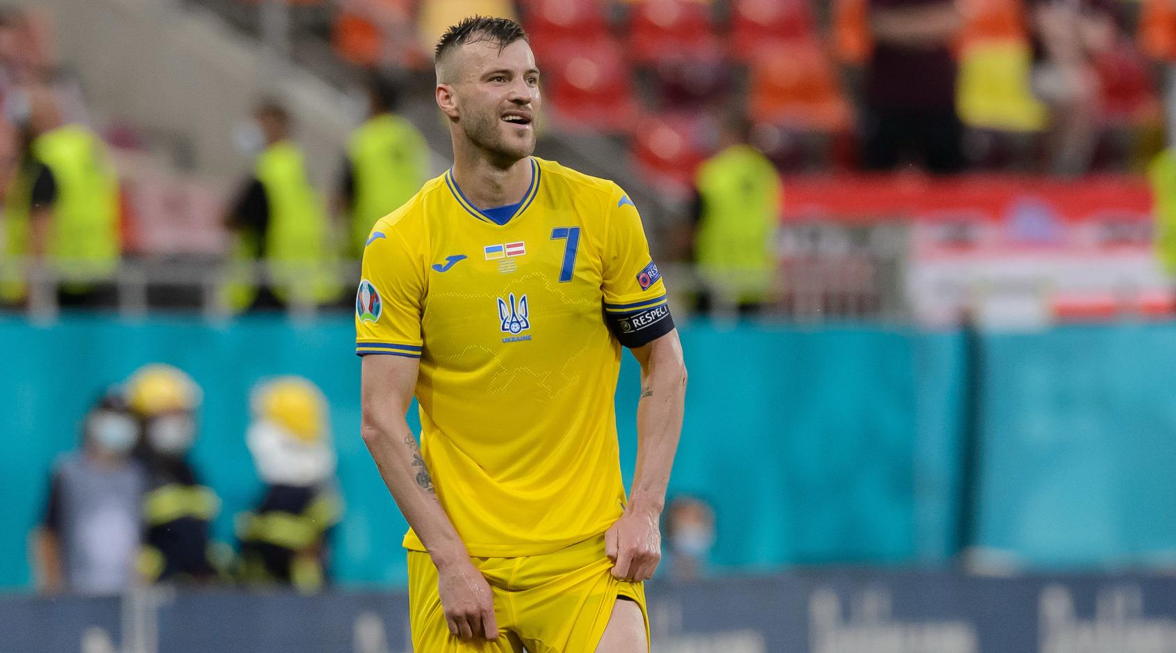 Украина - Босния и Герцеговина 1:0. Гол Андрея Ярмоленко (Видео)