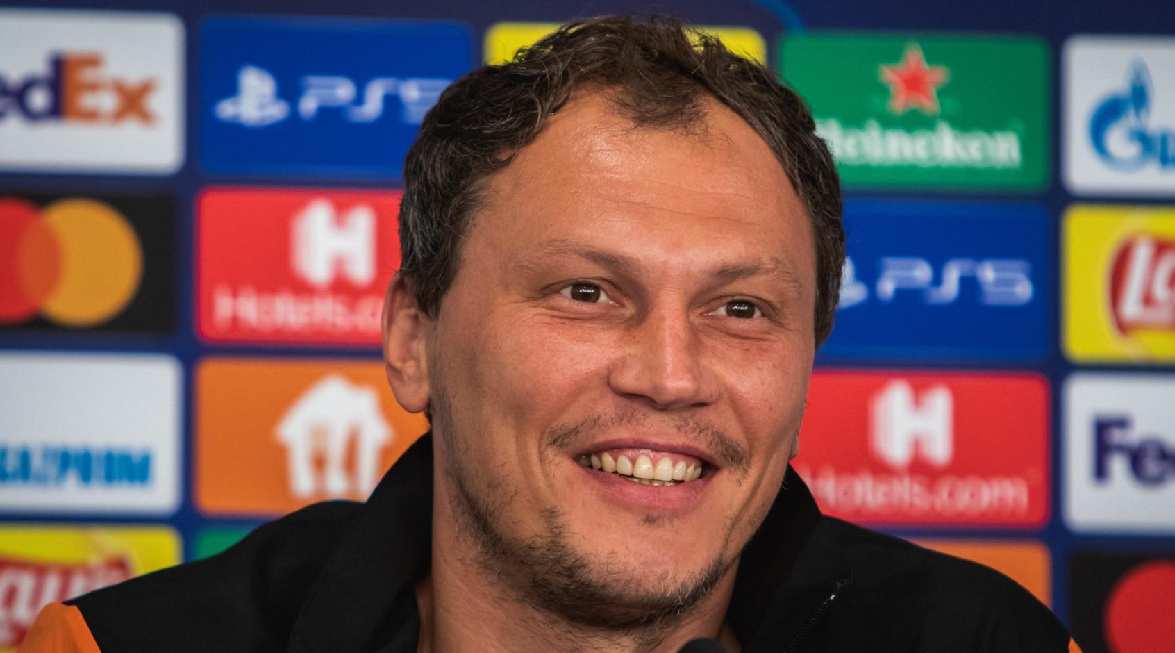 "Андрей Пятов: ""Я лично хорошо знаю Юрия Вернидуба, знаю, как он играл против ""Шахтера"""
