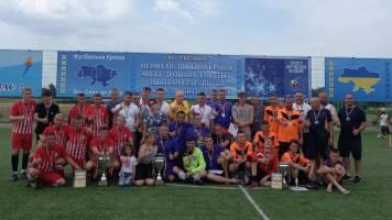 Гарний приклад Довгого: у невеличкому селі на Запоріжжі вирує футбольне життя