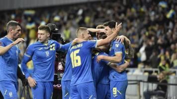 """Украина против Франции: """"желто-синие"""" почти в 13 раз улучшили xG по сравнению с первым очным матчем"""