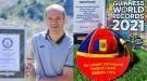Защитник сборной Андорры установил уникальный рекорд, попав в Книгу рекордов Гиннесса (+Фото)