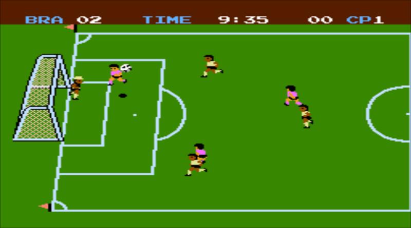 Как менялись футбольные симуляторы сквозь десятилетия - изображение 2