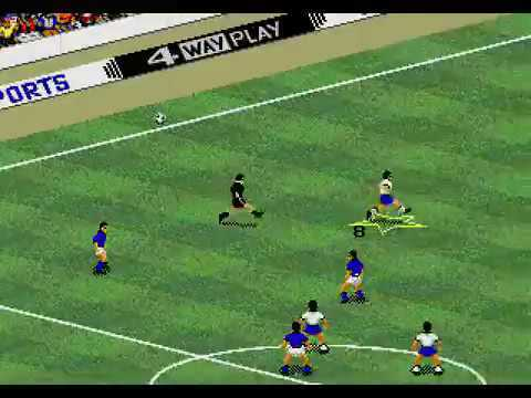 Как менялись футбольные симуляторы сквозь десятилетия - изображение 4