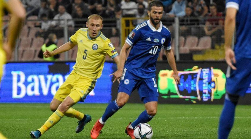 Сборная Казахстана не побеждает 11 матчей кряду