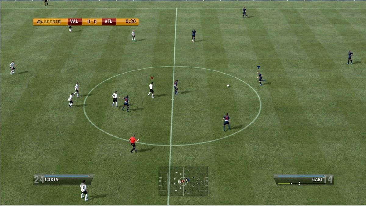 Как менялись футбольные симуляторы сквозь десятилетия - изображение 7