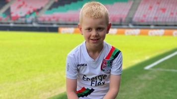 Трогательная история из Нидерландов: 7-летний болельщик спас любимый клуб от банкротства (+Видео)
