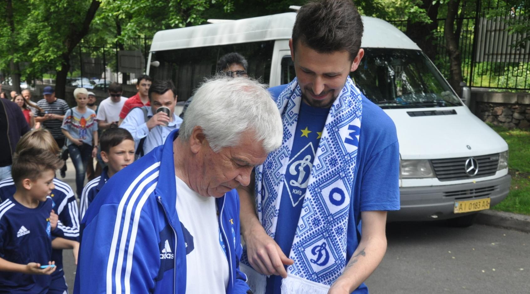 Владимиру Мунтяну – 75!