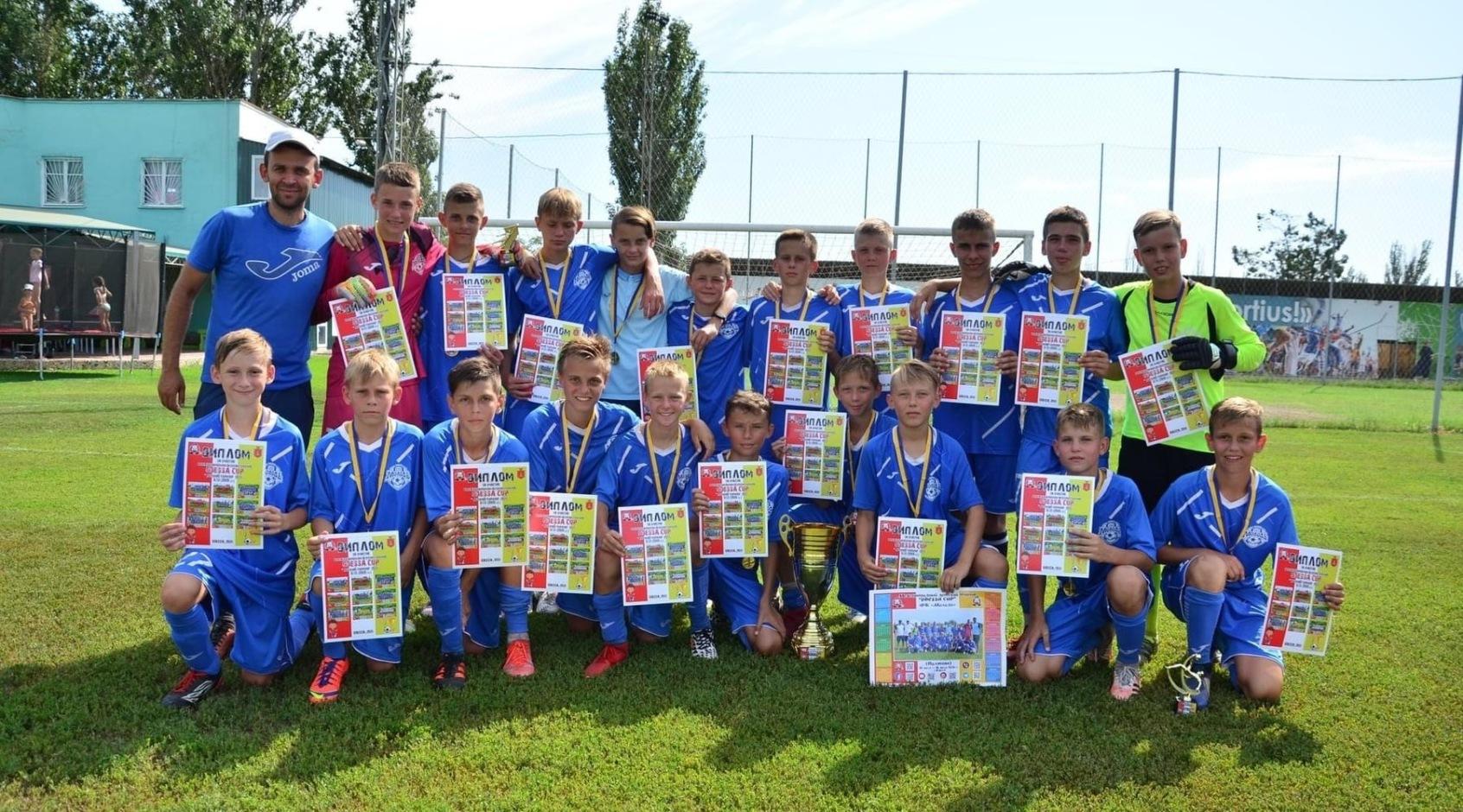 """ДЮСШ """"Молодь-2016"""" (Полтава): зростає зміна для """"Ворскли"""" та інших професійних клубів"""