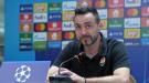 """Роберто Де Дзерби: """"Я не анализировал, как """"Шахтер"""" играл против """"Реала"""" в прошлом сезоне и не общался с Каштру"""""""