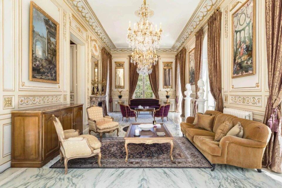 Месси подыскал себе роскошный особняк в элитном пригороде Парижа - изображение 3