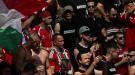 ФИФА жестко наказала сборную Венгрии за расистские выкрики фанатов в адрес игроков сборной Англии