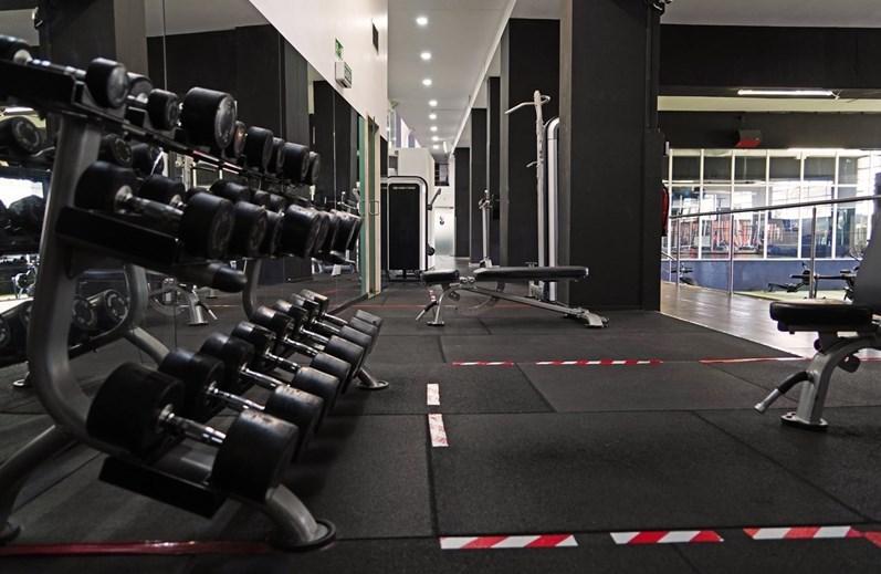 Криштиану Роналду открыл сеть тренажерных залов в Порту (+Фото) - изображение 1