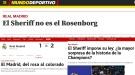 """""""Шериф"""" - не самая скромная команда, побеждавшая """"Реал"""", - неожиданная реакция испанских СМИ после матча"""
