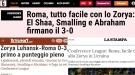 """""""Заря"""" - """"Рома"""": обзор итальянских СМИ"""