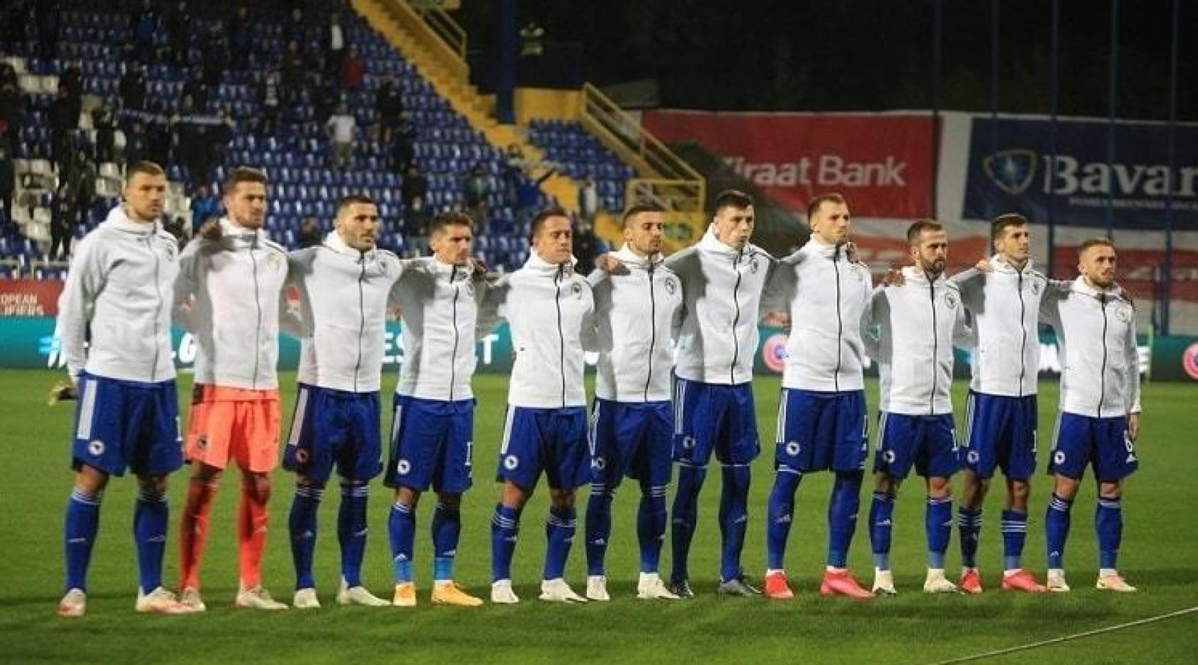 Боснийский футболист, забивший гол Украине, может стать одноклубником Малиновского