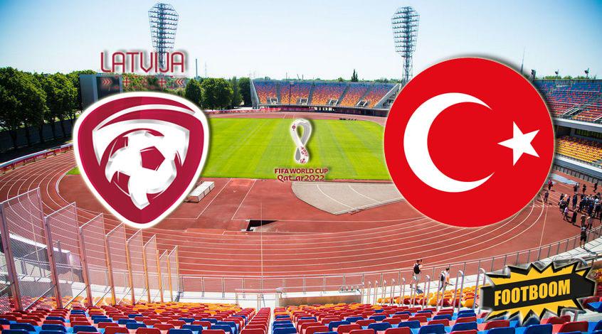 Латвия -  Турция: где и когда смотреть матч онлайн