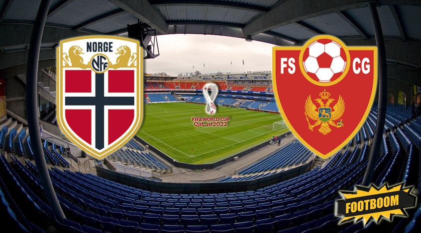 Норвегия -  Черногория: где и когда смотреть матч онлайн