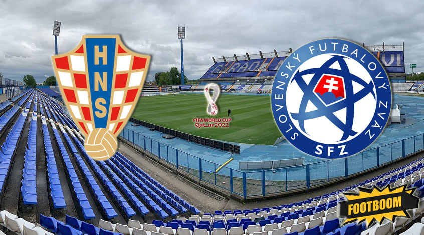 Хорватия -  Словакия: где и когда смотреть матч онлайн