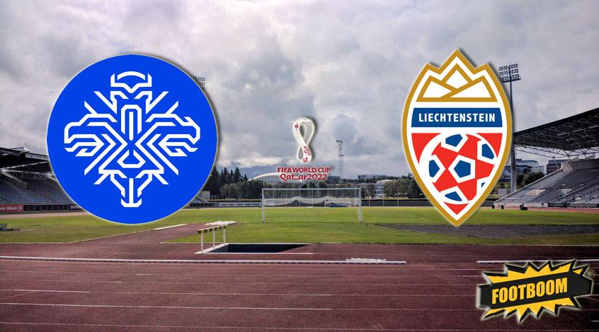 Исландия -  Лихтенштейн: где и когда смотреть матч онлайн