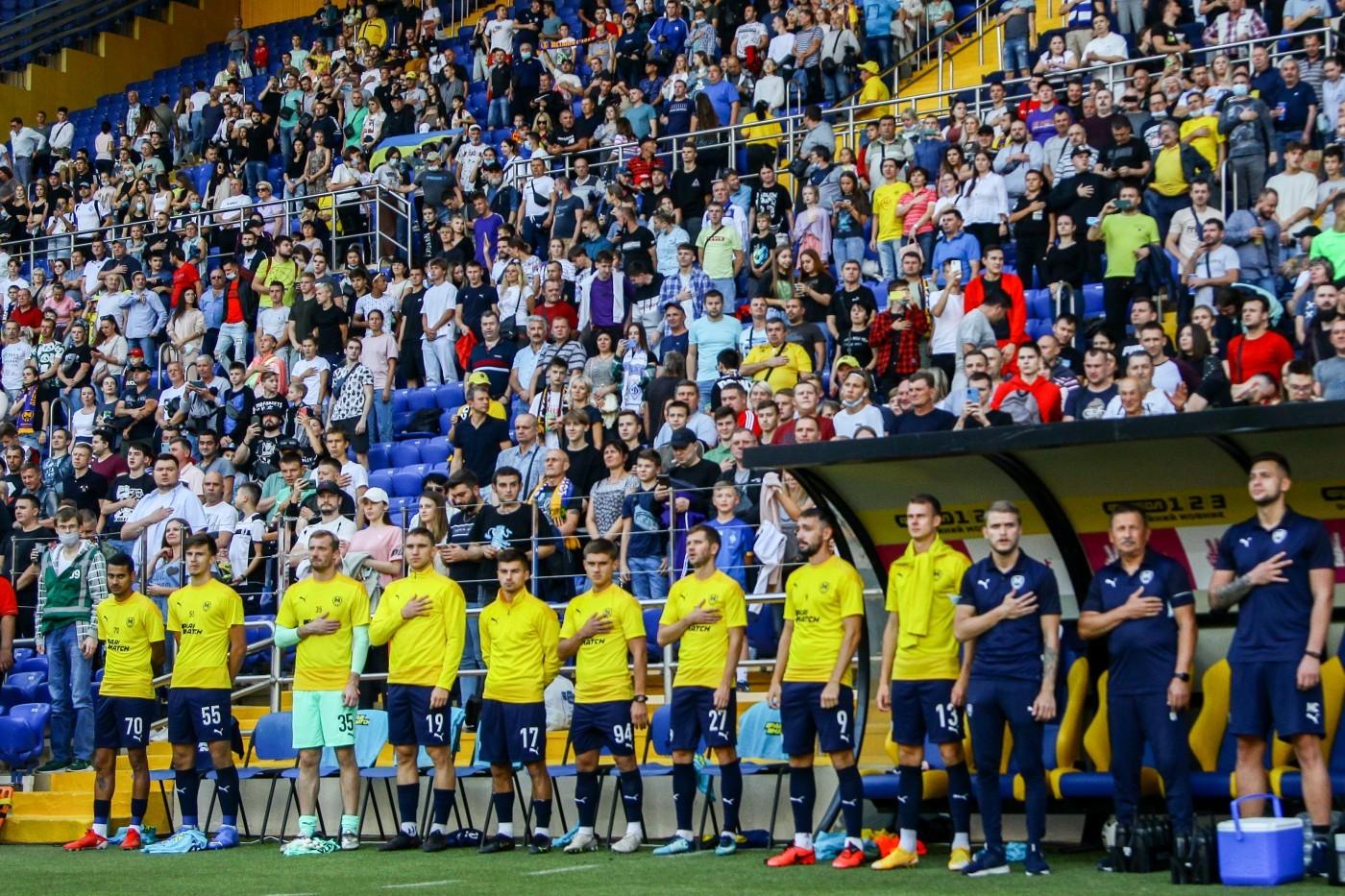 """Где и как ходят на футбол: """"битва за Киев"""" - продолжение, и что было до пандемии? - изображение 2"""
