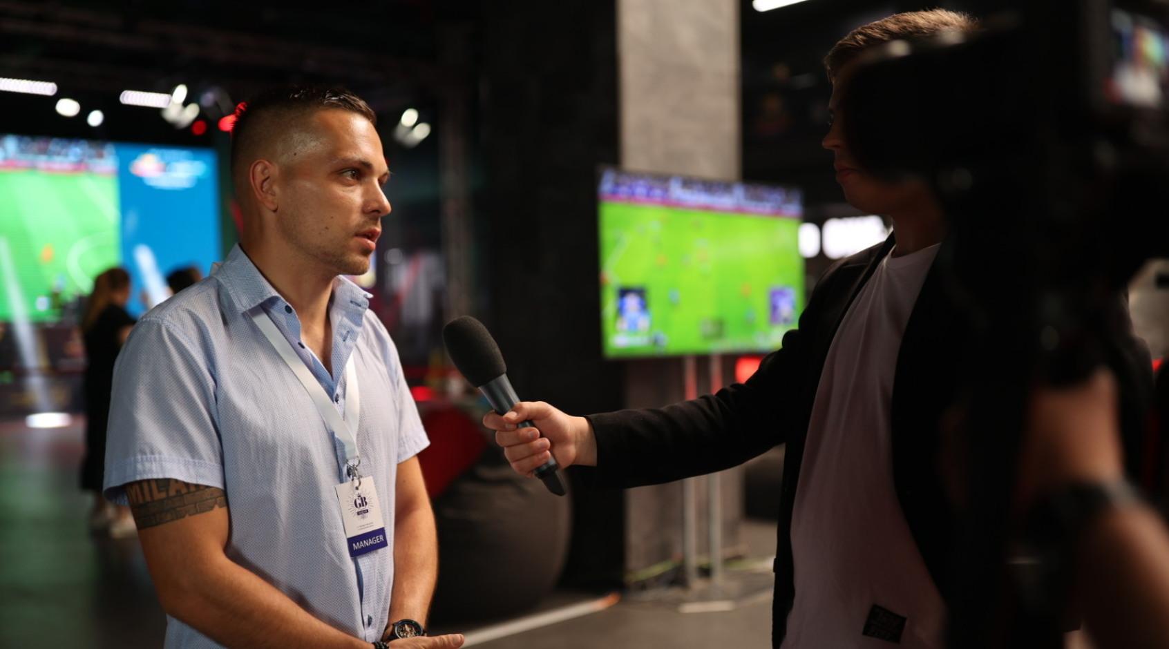 Вице-президент УАЕФ - про украинские сборные и клубы в футбольных симуляторах, выходе FIFA 22 и eFootball