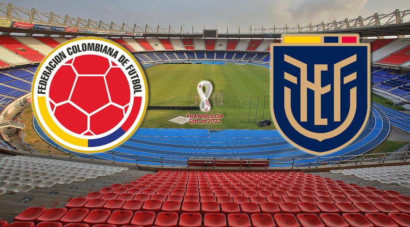 Колумбия - Эквадор. Анонс и прогноз матча