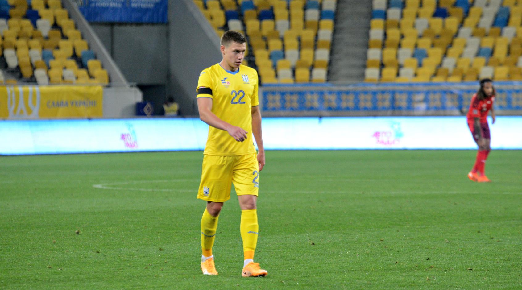 Николай Матвиенко разочарован результатом матча с Боснией и Герцеговиной