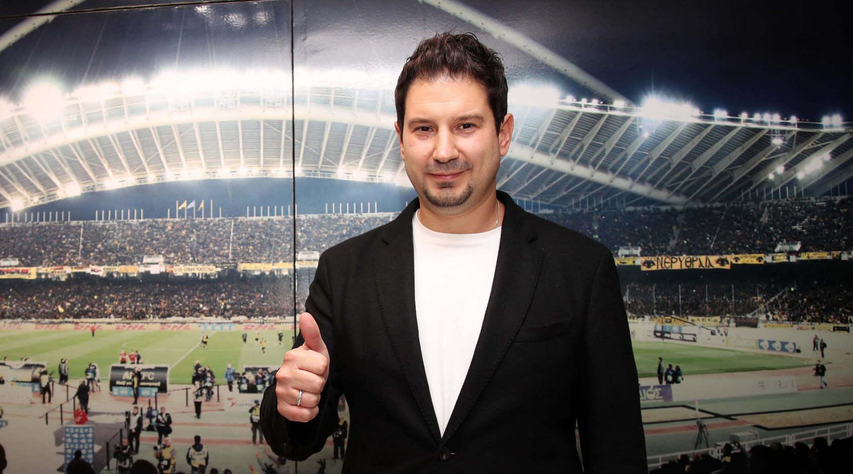 АЕК Шахова назначил нового главного тренера